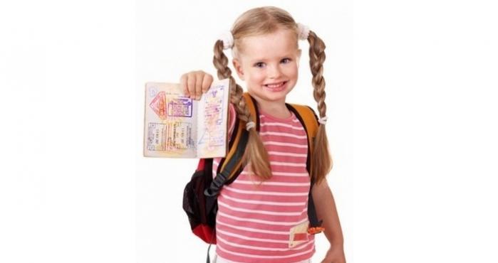 Visa Menores de edad