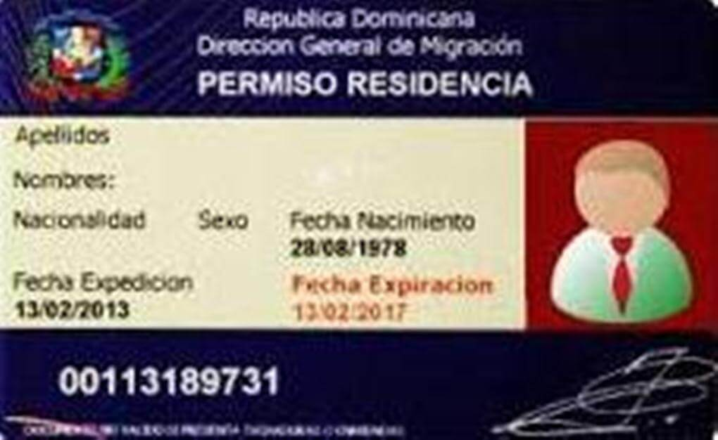 dominican republic temporary residence renewal